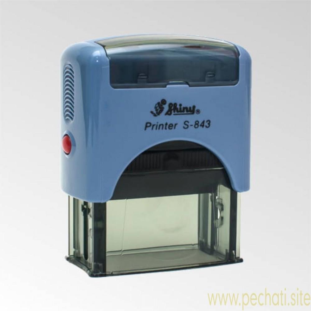 Printer Line S-843 (47x18mm)