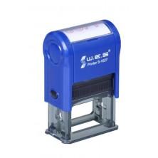 WES S-1027 (10х27 mm) Автоматическая оснастка для печати