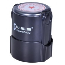 WES SC-42C (d-40 mm) Автоматическая оснастка для печати.